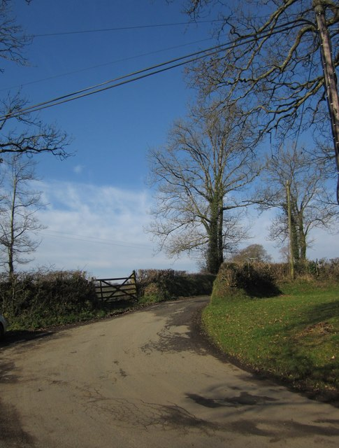 Lane at Drownsmill