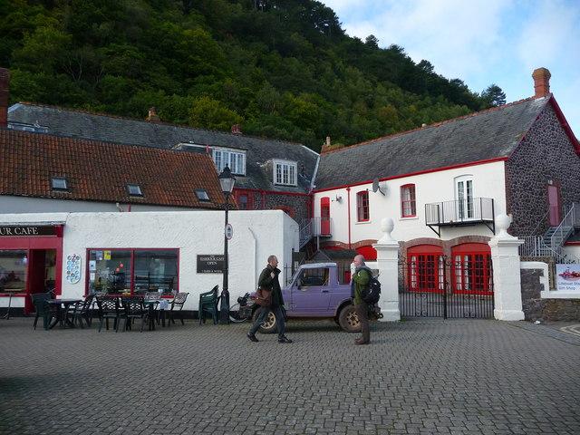 Minehead - Harbourside Cafe