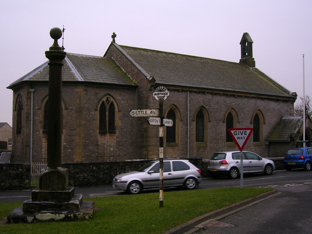 Church of the Epiphany, Austwick