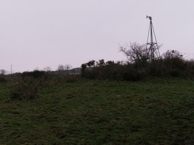 Defunct Windpump
