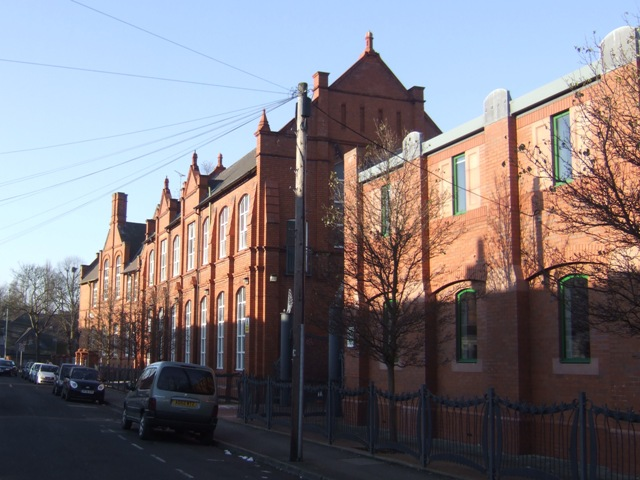 Newhampton Arts Centre - Dunkley Street