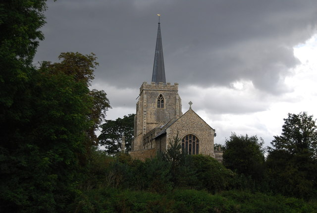 Church of St Mary, Bramford