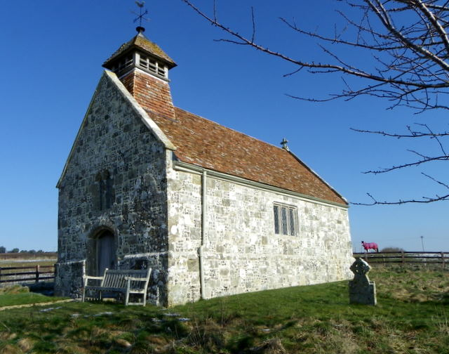 St Martin's Church, Fifield Bavant