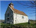 SU0125 : St Martin's Church, Fifield Bavant by Maigheach-gheal