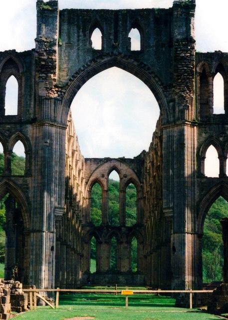 Ruins of Rievaulx Abbey
