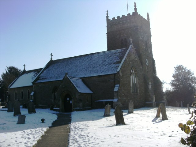 Wellow St Swithen's Church