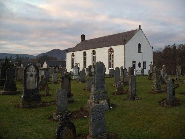 Little Dunkeld Parish Church