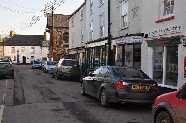 Chulmleigh : Fore Street