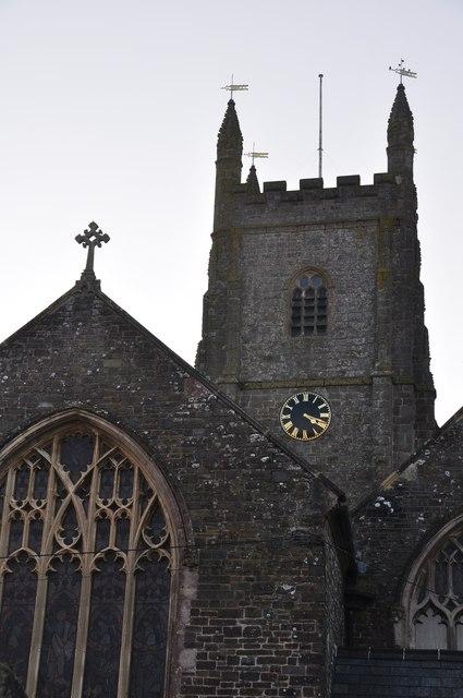 Chulmleigh : Church of Mary Magdalene