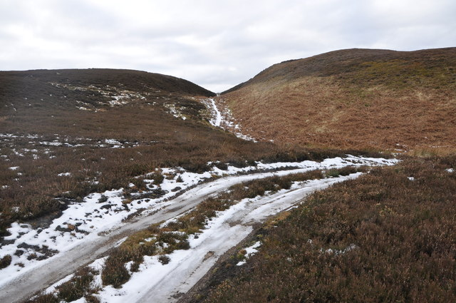 South of Bannock Hill, North of Edzell