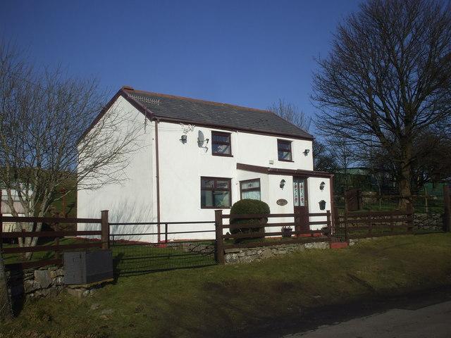 Penllan Fach Farm, near Brynmawr