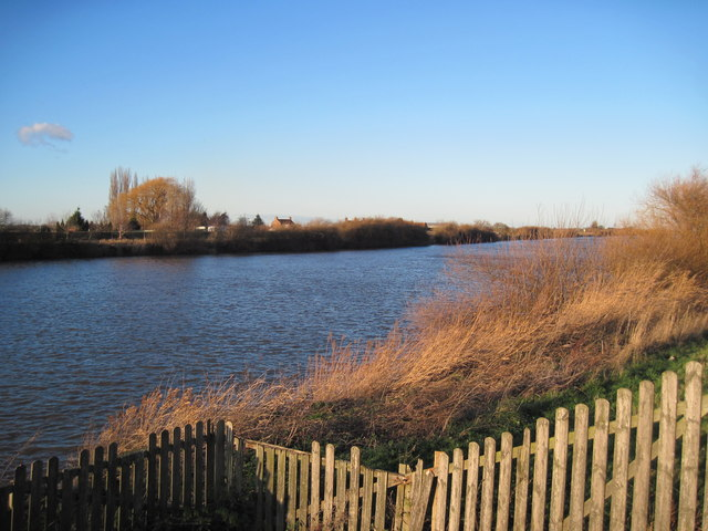High  Water  on  the  River  Trent