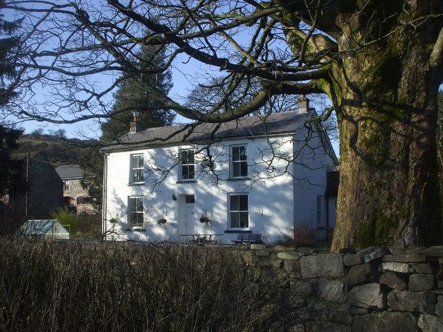 Hafod Farm, near Brynmawr