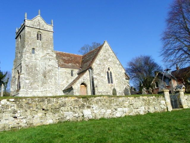 St Mary's Church, Alvediston