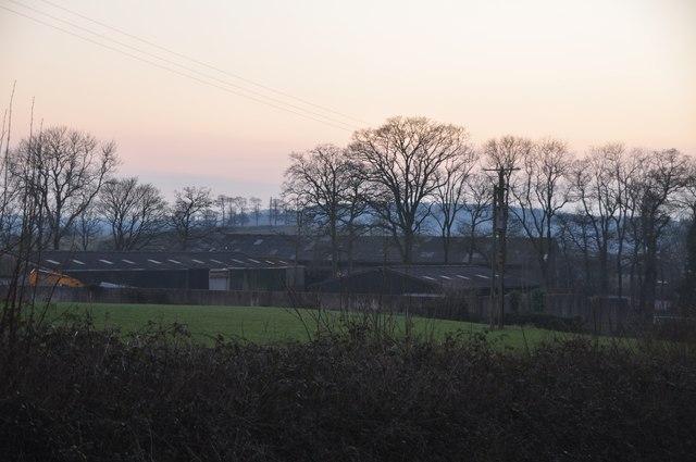 Mid Devon : Nethercott Farm