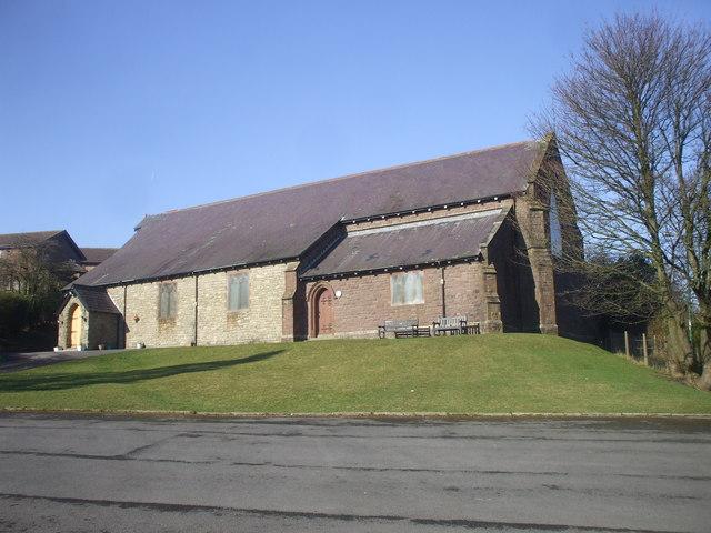 Church of St Mary the Virgin, Brynmawr