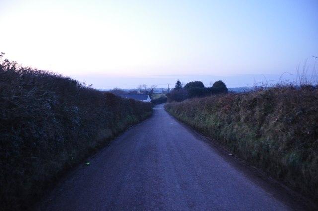 Mid Devon : The B3096