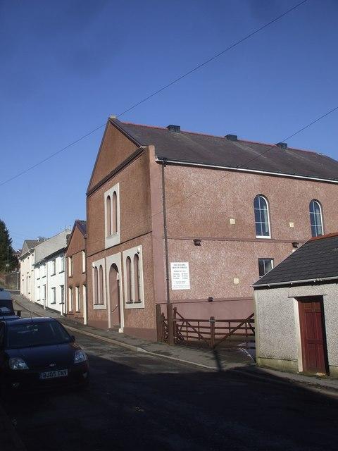 Queen St Chapel, Brynmawr