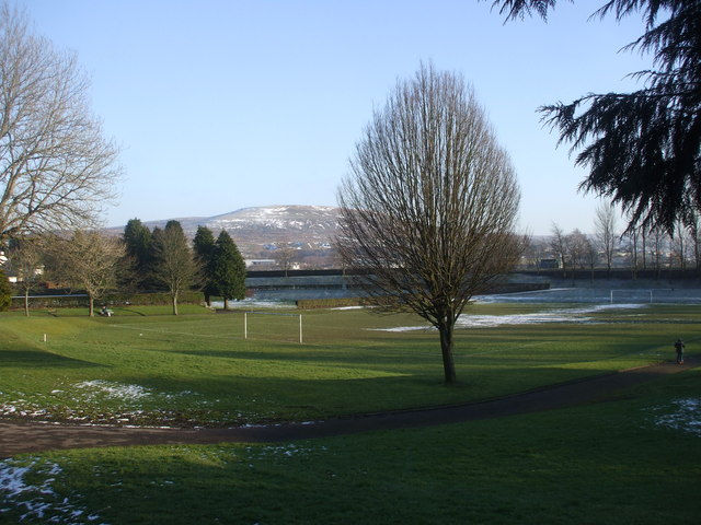 Park and playing field, Brynmawr