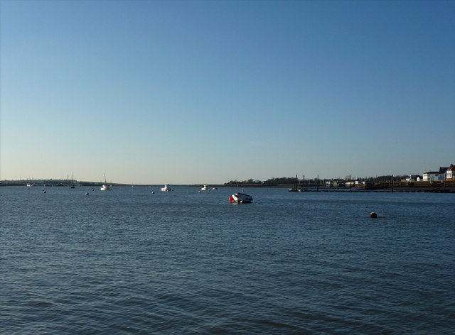 A View Upriver