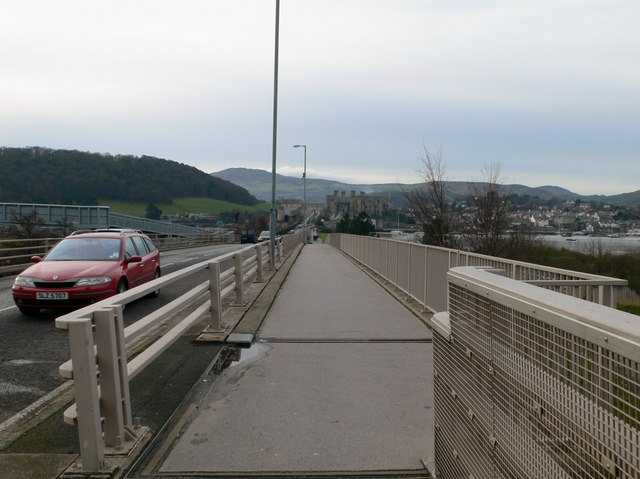 Conway Road, Llandudno Junction