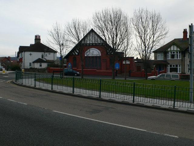 English Presbyterian Church, Llandudno Junction
