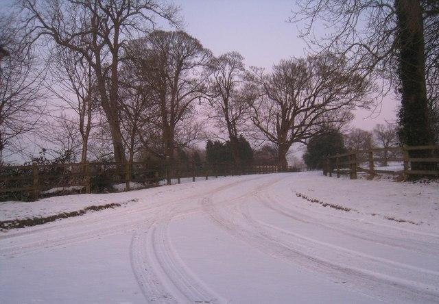 Access to Litchfield Grange