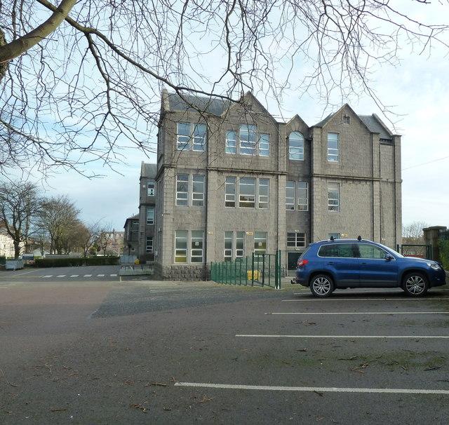 Sunnybank School, Aberdeen