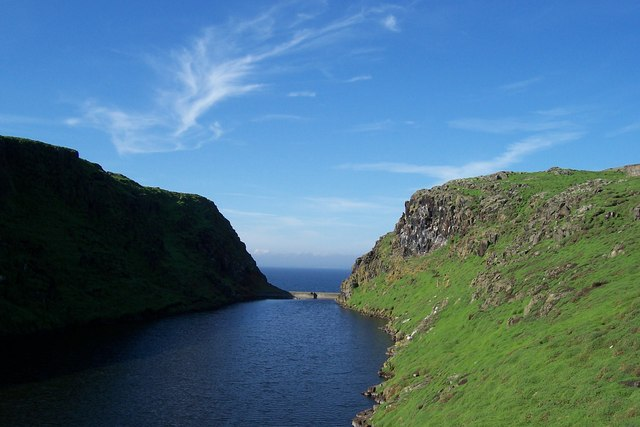 Isle Of May: The Loch