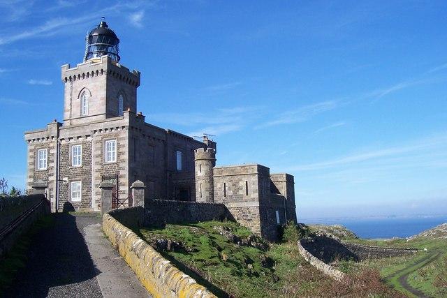 Isle Of May: The Main Light