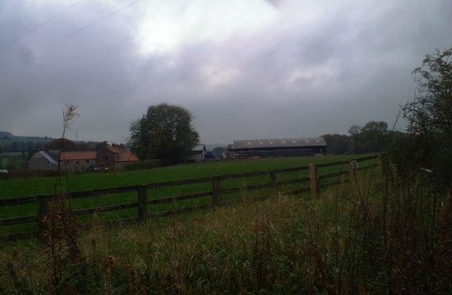 Blackburn farm