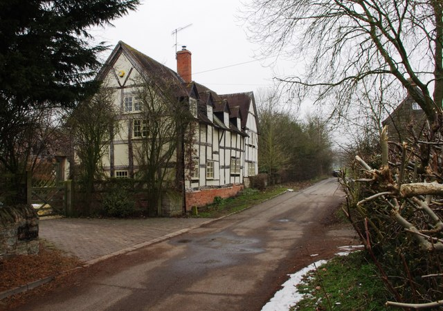 Little Manor, Haselor