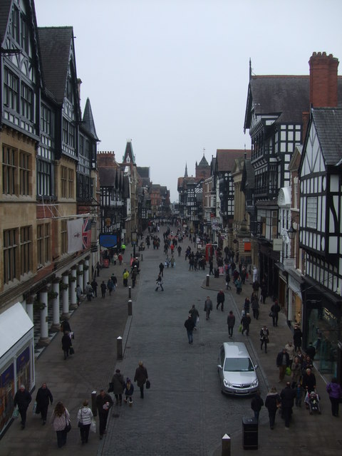 Eastgate Chester