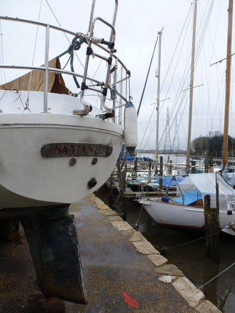 Eling: Samantha and other boats