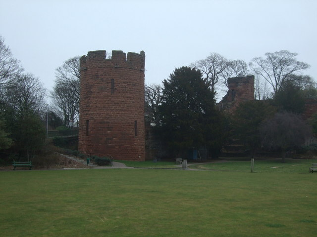 Water Tower Chester (1)