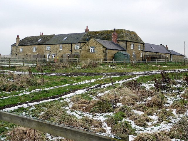 Converted outbuildings at Richmond Hill