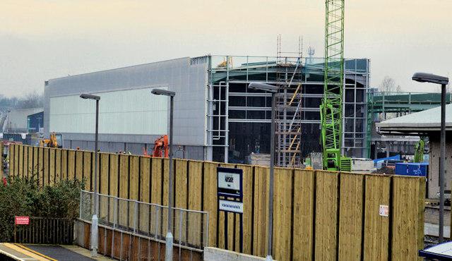 New train maintenance depot, Belfast (32)