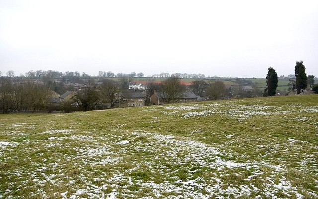 Bridge End, Stamfordham from the south