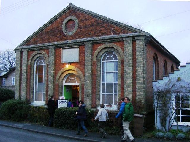 Chapel Books, Westleton