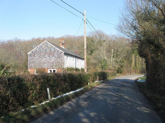 Brook Cottages, Nash Street
