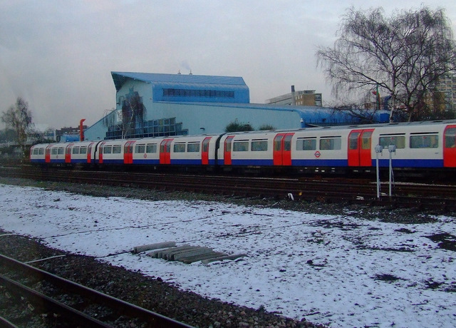 The Piccadilly Line