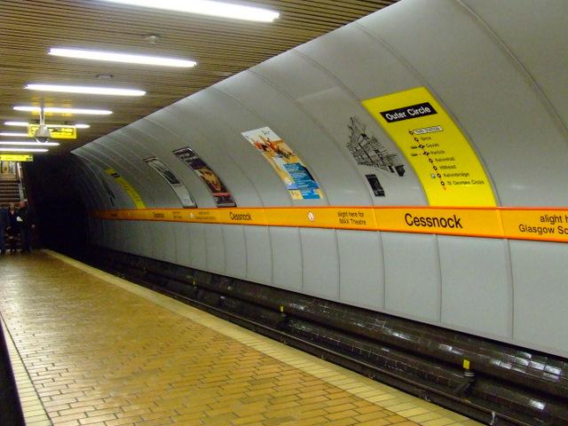 Cessnock underground station