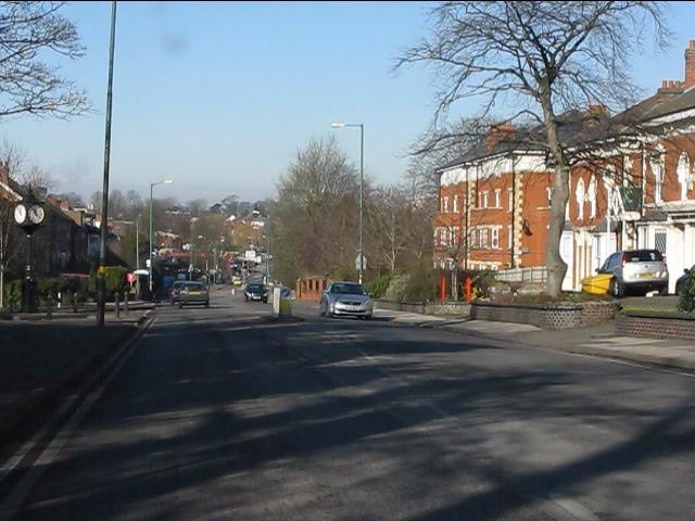 Warwick Road (A41)