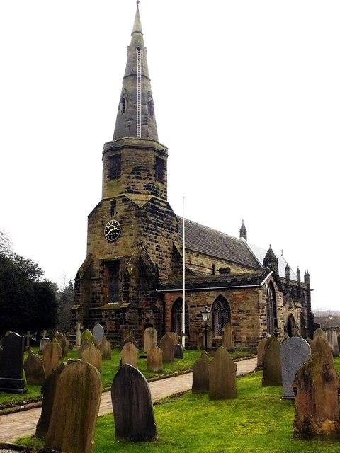 St.Cuthbert's Church Halsall