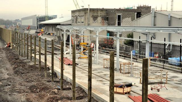 New train maintenance depot, Belfast (33)