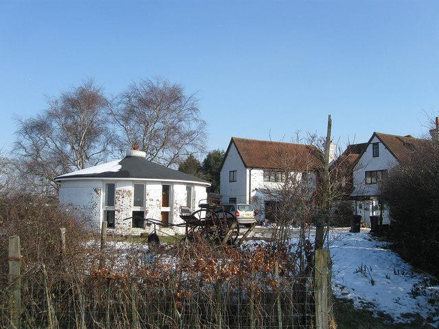 Old Dicker Mill