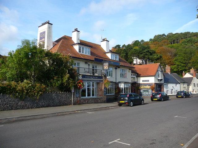 Minehead - The Quay Inn