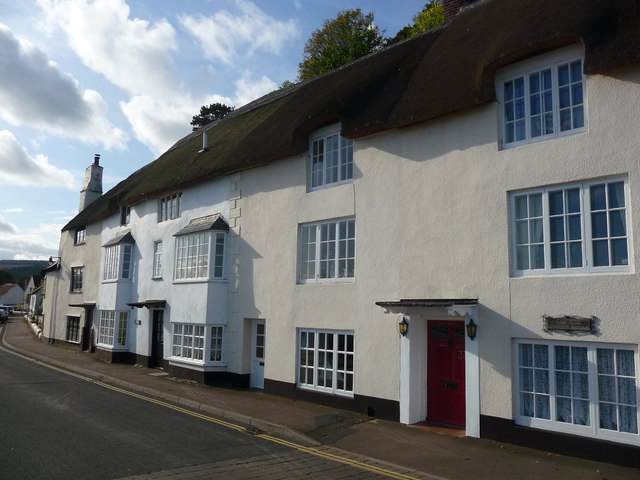 Minehead - Seafront Cottages