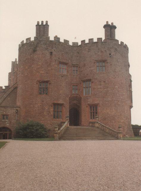 Powis Castle 1984