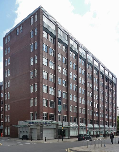 Boulton House, Chorlton Street, Manchester